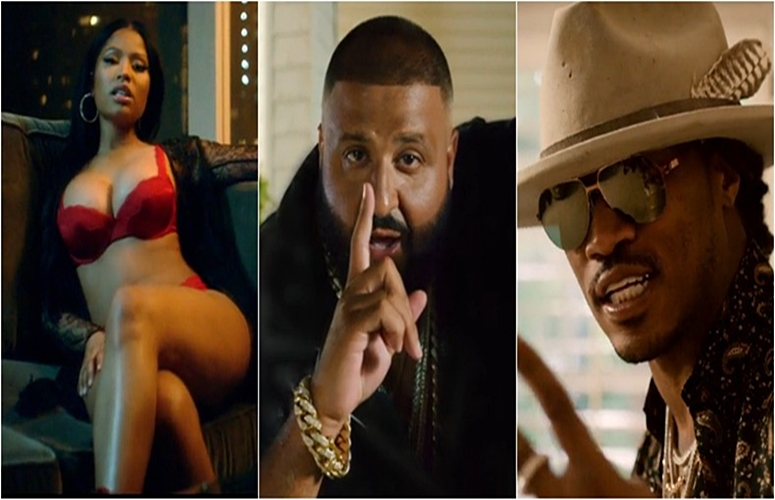DJ Khaled Enlists Nicki Minaj, Chris Brown, August Alsina, Jeremih, Future & Rick Ross For 'Do You Mind' Video