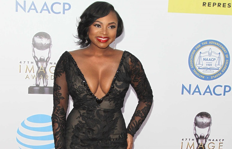 Naturi Naughton Stuns Audience At LA Clippers Game With National Anthem Performance