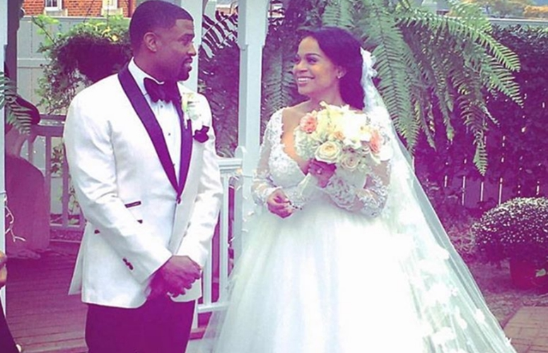 Congrats! 'Wifey' R&B Singer RL of NEXT Gets Married! (Photos)