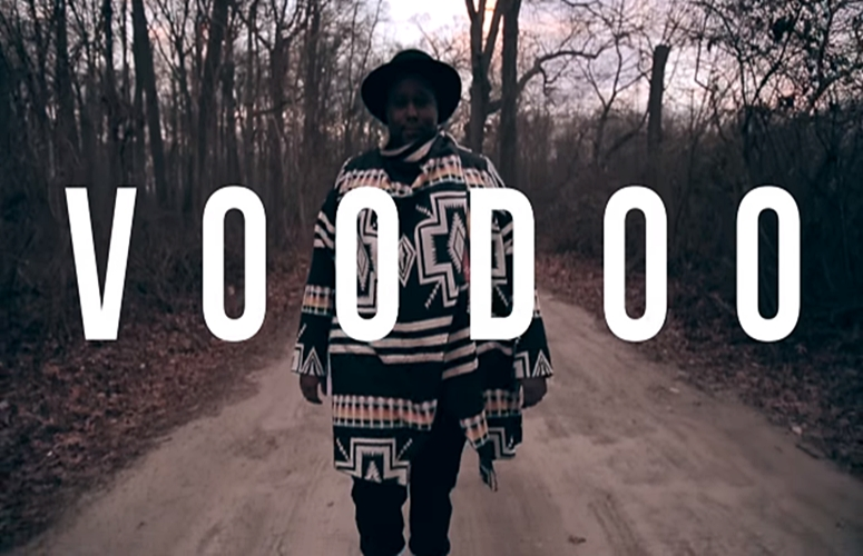 You'll Be Under A Spell After Watching Ray Hodge's 'Voodoo' Video