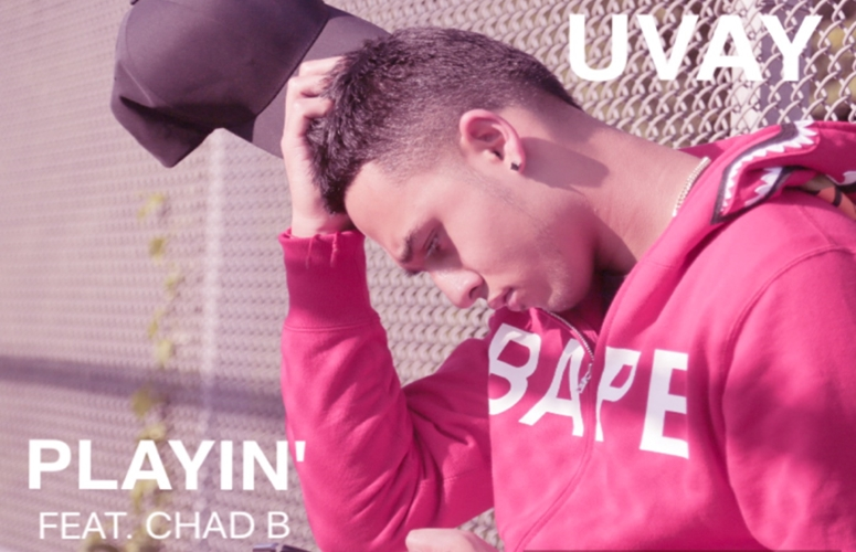 New Jersey Singer Uvay Urges Crush To Stop 'Playin' With His Emotions