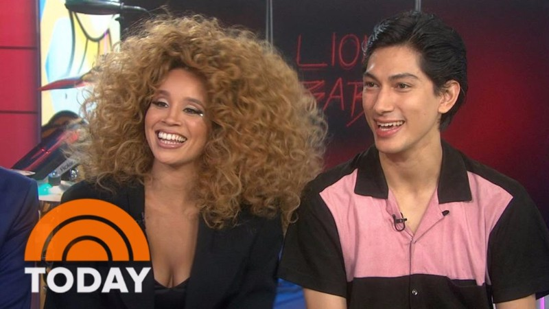 Watch Lion Babe Perform On 'The Today Show'