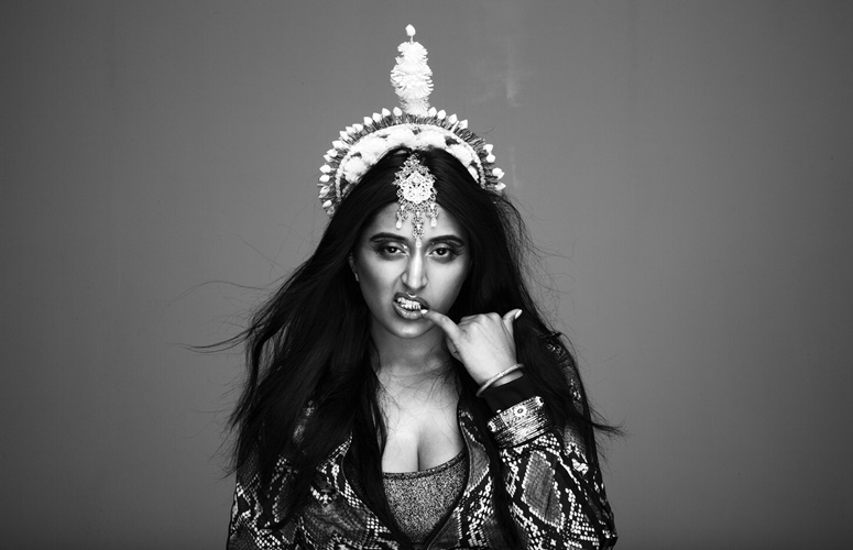 Raja Kumari – The Come Up (EP)