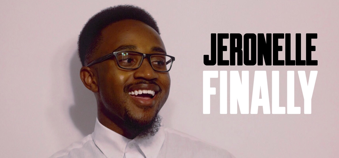 Heat: Independent R&B/Soul Artist JeRonelle 'Finally' Releases His Debut EP