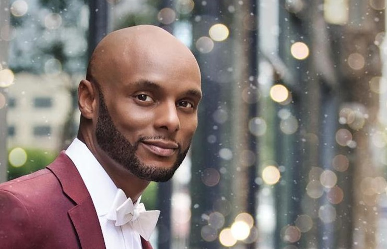Kenny Lattimore Releases First Christmas Album, 'A Kenny Lattimore Christmas'