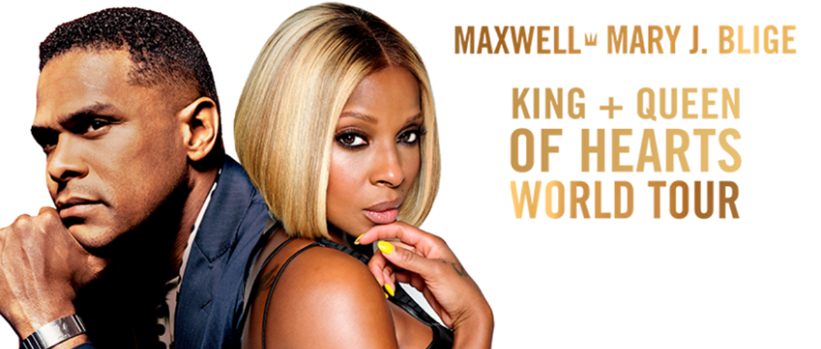 Maxwell and Mary J. Blige Bring Down the House in New York City [CONCERT REVIEW]