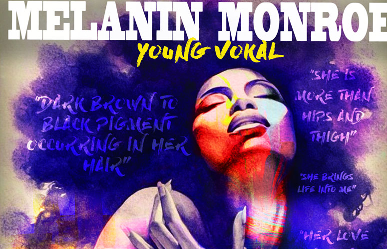 young-vokal-melanin-monroe-cover-art