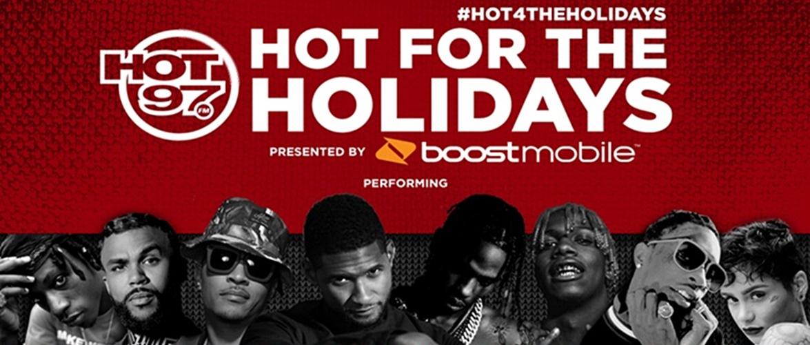 [CONCERT REVIEW] HOT 97 Hosted The Biggest Holiday Concert of the Year!