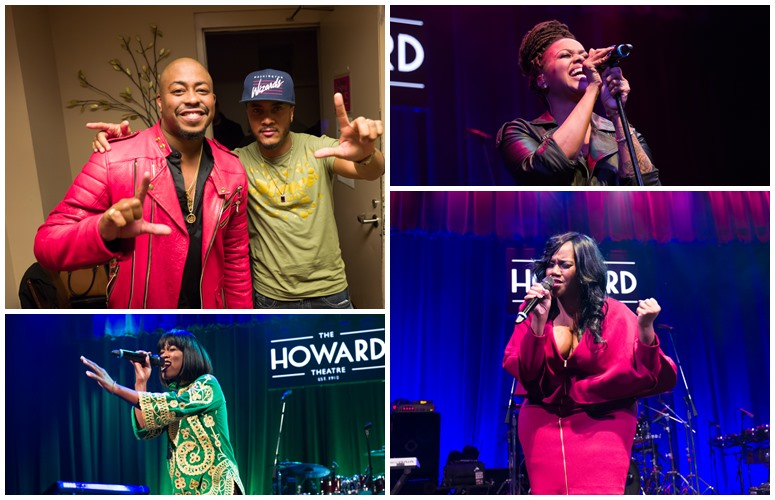 Tweet, Chrisette Michele, Kelly Price and Company Support Raheem DeVaughn's Benefit Concert
