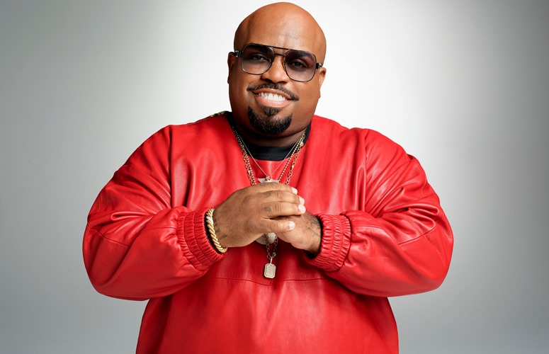 Shocking Video: CeeLo Green's Cellphone Explodes on His Face (Updated)