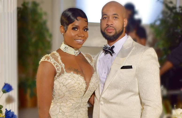 "Fantasia and Husband Kendall Taylor Said ""I Do"" Again on Christmas Day"