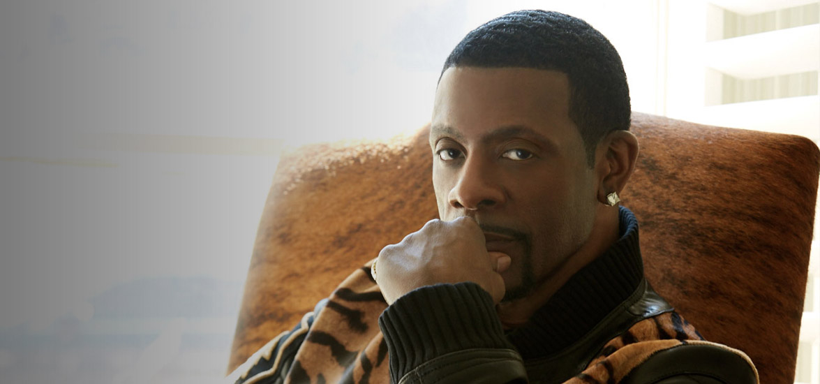 EXCLUSIVE: Keith Sweat Talks 30 Years in Music, Vegas Residency, R&B Today, New Artists He Would Work With, More