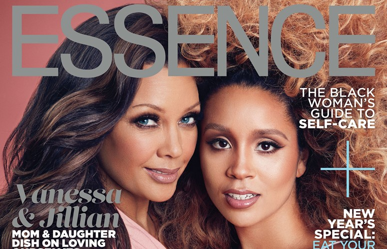 Lion Babe's Jillian Hervey and Mother Vanessa Williams Fronts ESSENCE Magazine's January 2017 Issue