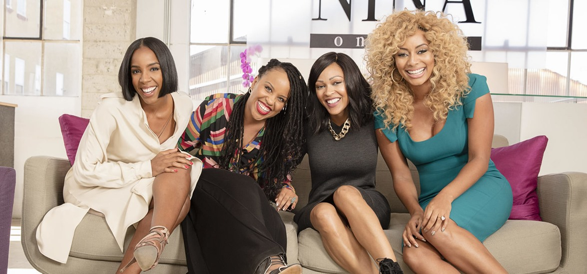 Keri Hilson, Kelly Rowland and Meagan Good Star in Upcoming Lifetime Film, 'Love By The 10th Date'
