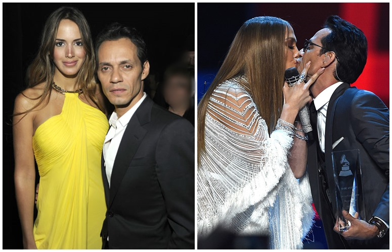 Marc Anthony Is Divorcing Third Wife; Is J.Lo to Blame?