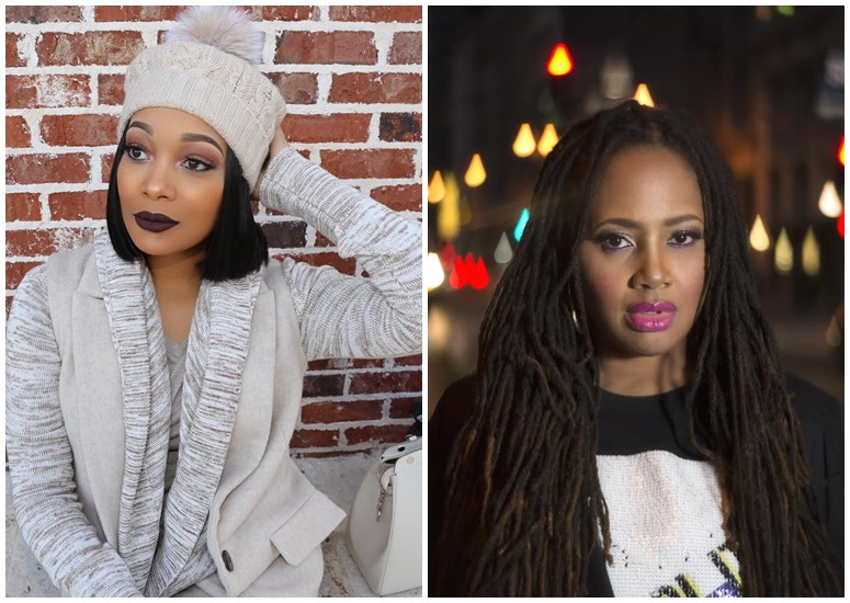#SingersroomLove: Monica Pays Homage to Lalah Hathaway