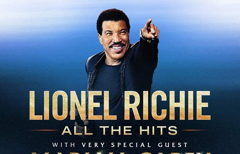 Lionel Richie and Mariah Carey Announce 2017 'All The Hits Tour'