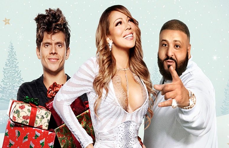 Mariah Carey, DJ Khaled, More To Headline YouTube Red Christmas Special