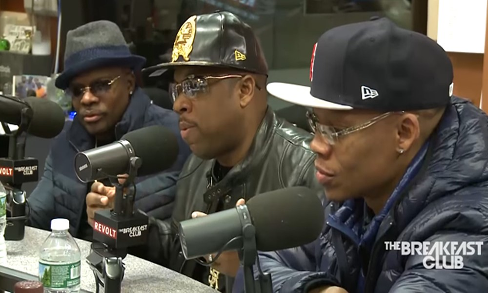 Bell Biv Devoe Visits 'The Breakfast Club,' Talks 'The New Edition Story,' Memories From Early Years, More