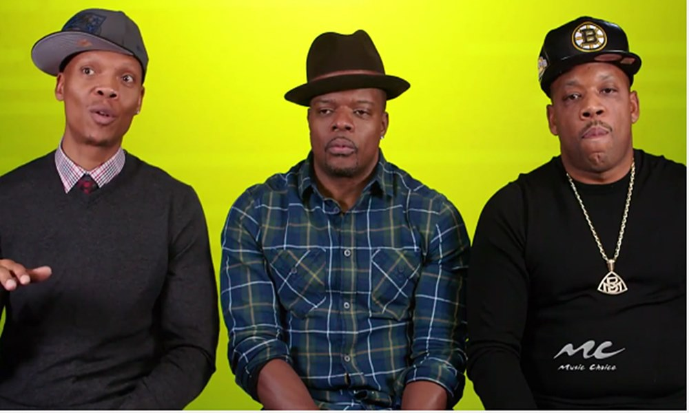 R&B Group Bell Biv DeVoe Talks The Next Generation and State of R&B With Music Choice