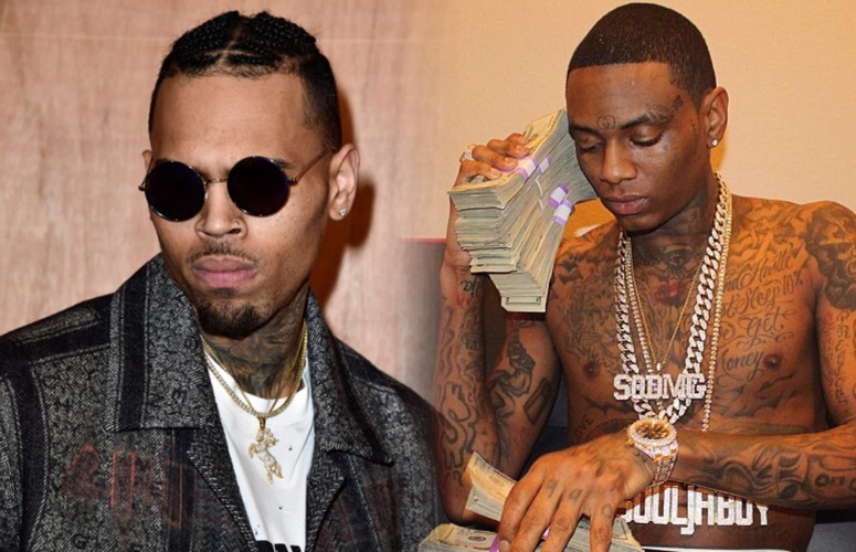 Chris Brown and Soulja Boy End Beef After Apology