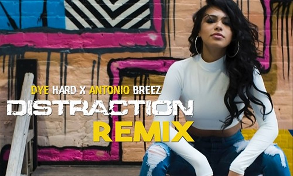 Dye Hard – Distraction (Remix) ft. Antonio Breez