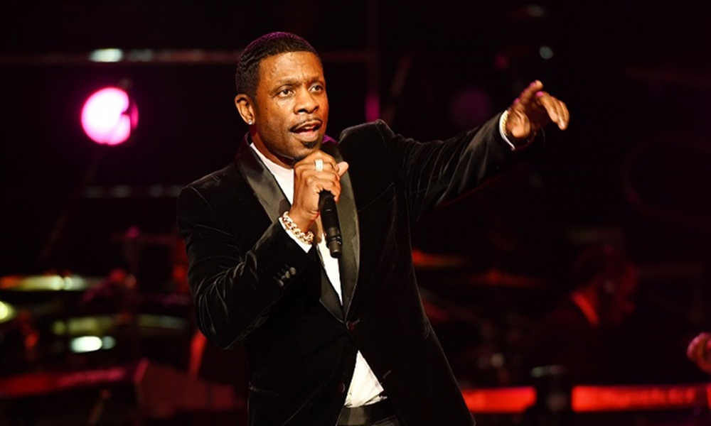 "R&B Artist Keith Sweat Rocks Las Vegas Strip On Opening Night With His ""Keith Sweat: Last Forever"" Residency At The Flamingo"