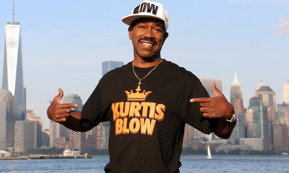 Kurtis Blow Slams New Edition Movie Portrayal, Calls It #AlternativeFacts