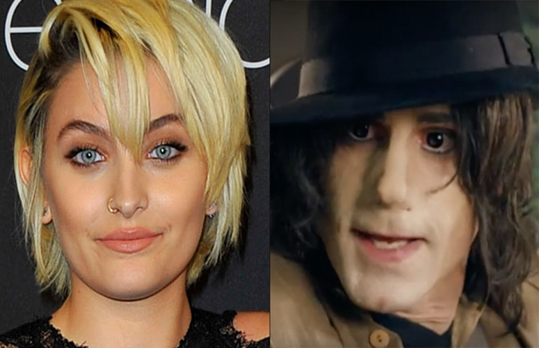 Paris Jackson Offended By Joseph Fiennes' Portrayal of Her Late Father, Michael Jackson