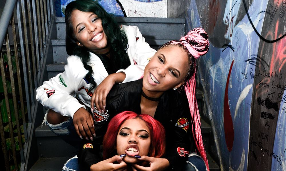 Buzzing Baltimore Girl Group Riplay Drops 'Strange' Video Ft. 'The Rap Game' Star Lil Key