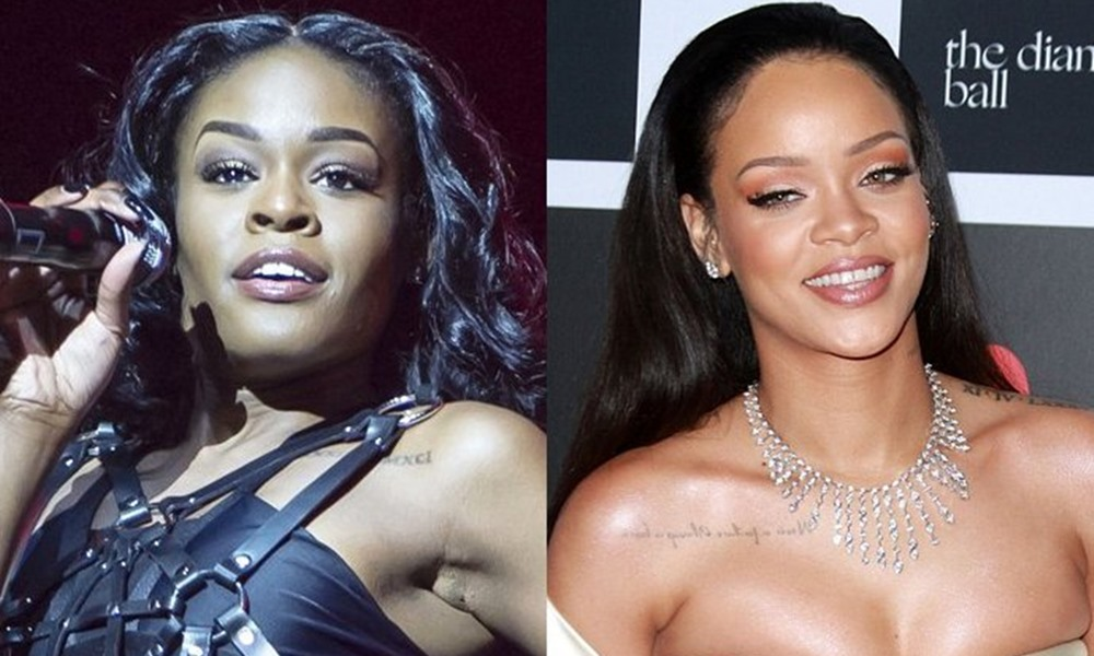 Azealia Banks and Rihanna Beef on Social Media About Trump Immigration Ban