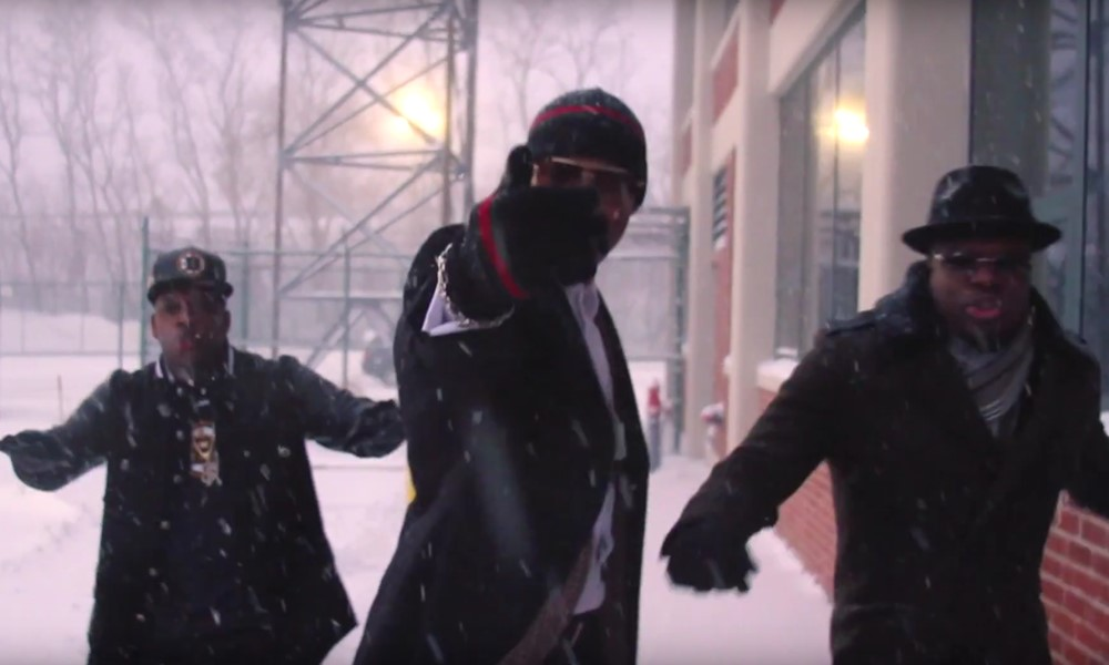"Bell Biv DeVoe (BBD) Unwraps Music Video For ""I'm Betta"""