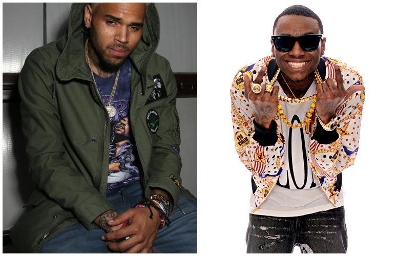 Soulja Boy Goes to The Hood and Gets Punked, Robbed on IG Live; Chris Brown Jokes