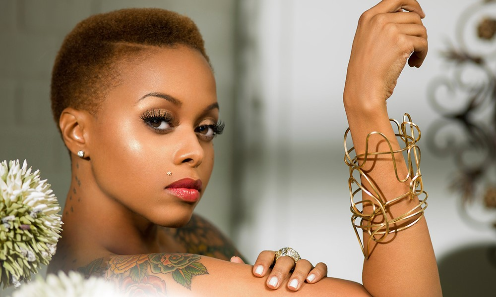 Is Chrisette Michele Taking a Stand For Unity? Signs on to Perform at Donald Trump's Inauguration