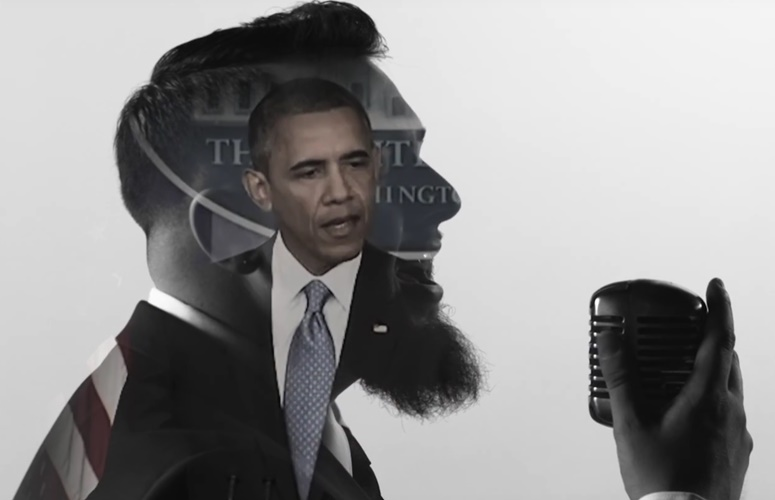 "Joey Gallant Delivers Stirring ""Obama Tribute"" Music Video; Joe Co-Signs"