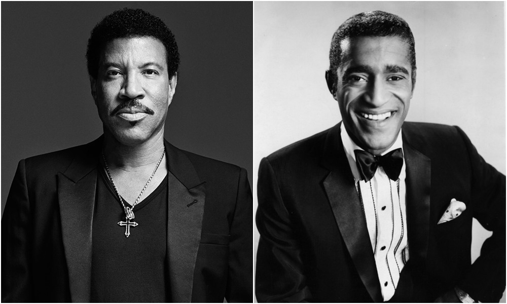 Lionel Richie Tapped to Produce Biopic About Sammy Davis Jr's Life