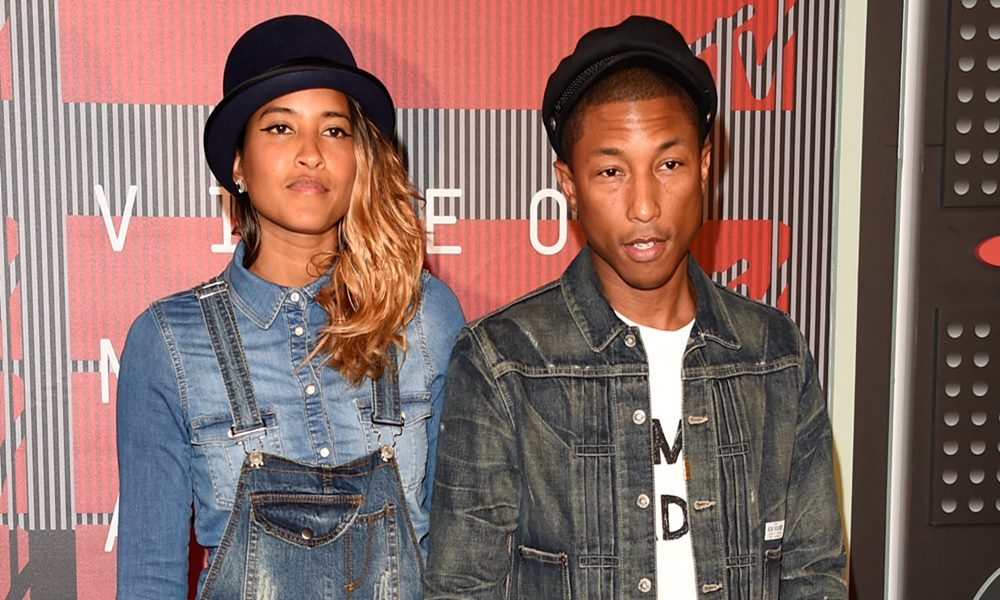 Pharrell and Wife Helen Welcome Triplets!