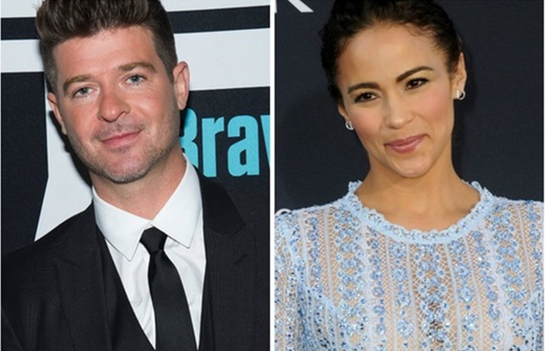 Still At It: Paula Patton Accuses Robin Thicke Of Meddling With Custody Order