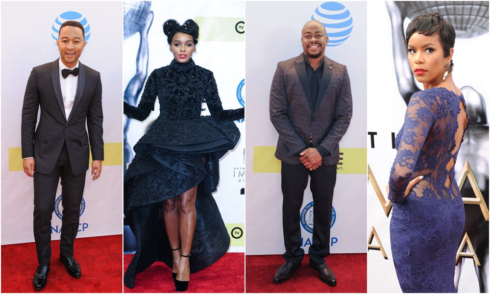 Photos: 48th Annual NAACP Image Awards – Arrivals