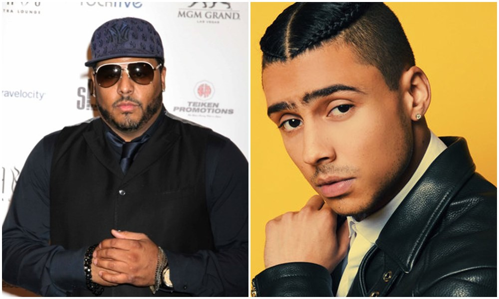 Al B. Sure! And His Son Quincy Collab On 'I Can Tell You (Night And Day 2.0)'