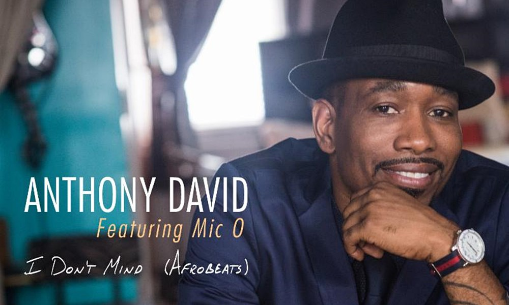 Anthony David Links Up With Nigerian Rapper Mic-O For Afrobeats Collab 'I Don't Mind'