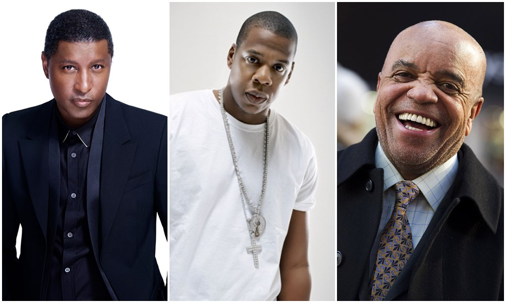 Babyface, Jay Z, Berry Gordy, More Announced As 2017 Songwriters Hall Of Fame Inductees