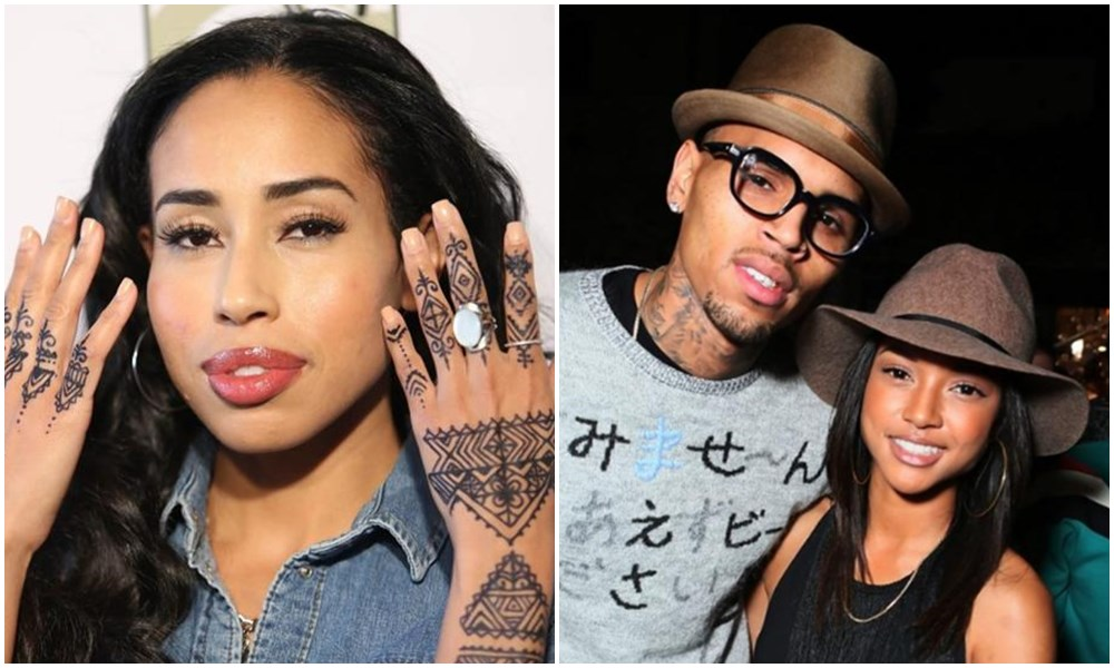 Chris Brown's Neighbor, Singer Kay Cola, Says She's Heard Brown's Abuse Against Karrueche