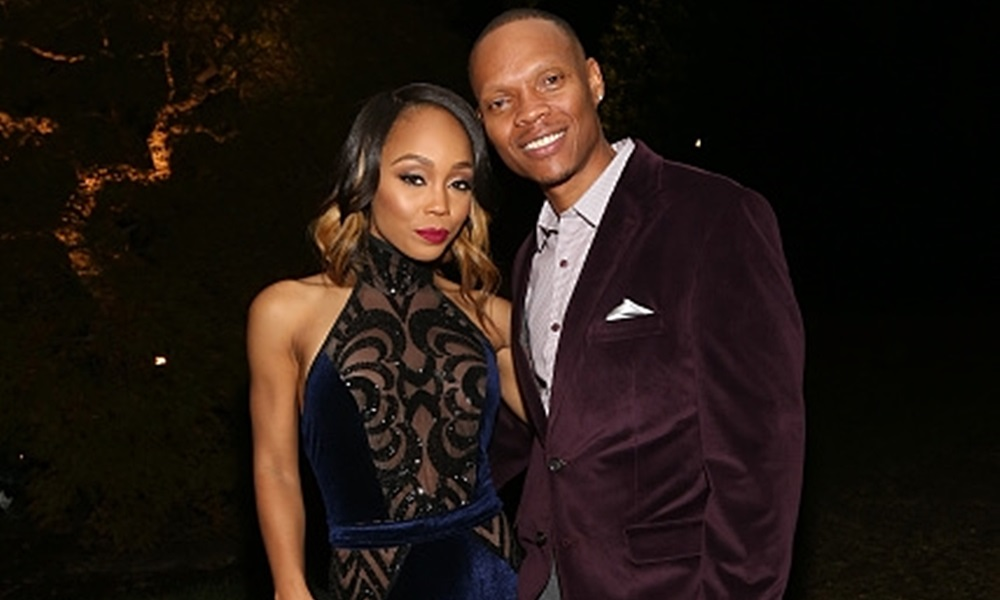Congrats! New Edition's Ronnie DeVoe and Wife Shamari Expecting Their First Child