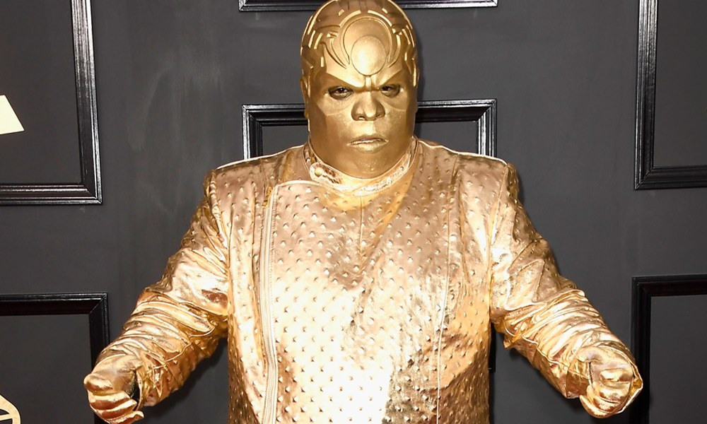 Cute! CeeLo Green Professes Love For Beyonce In 'Jay Z's Girl' Video
