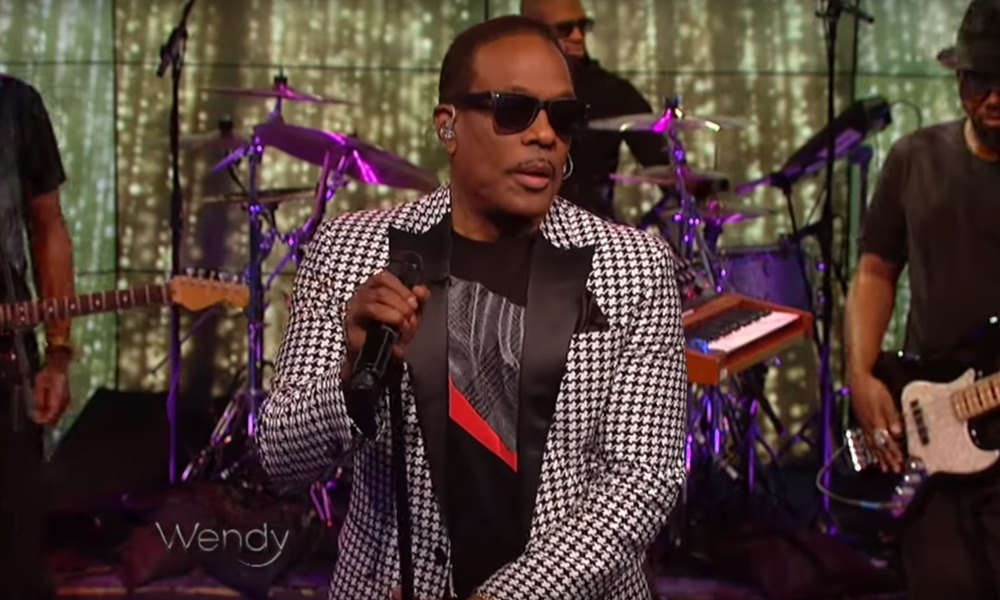 """MUST WATCH: Charlie Wilson Performs """"Chills"""" and """"Outstanding"""" on Wendy"""