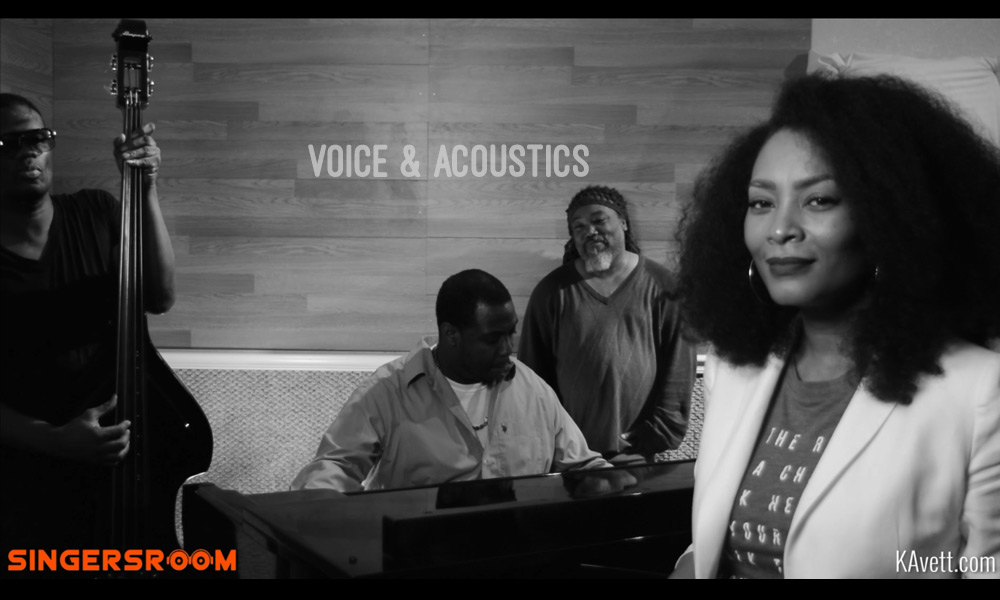 "[EXCLUSIVE] K.Avett Performs 'The Matter (What Are We Here For?)' For Singersroom's ""Voice & Acoustics"" Series"