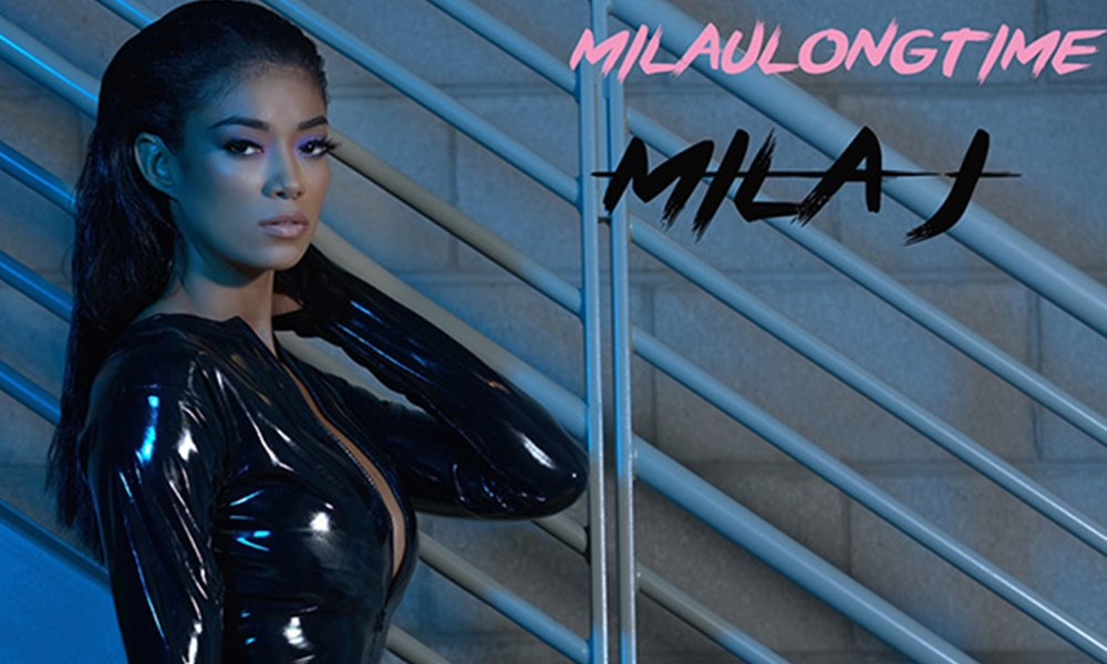 Mila J Releases New Mixtape for Valentine's Day, 'Milaulongtime'
