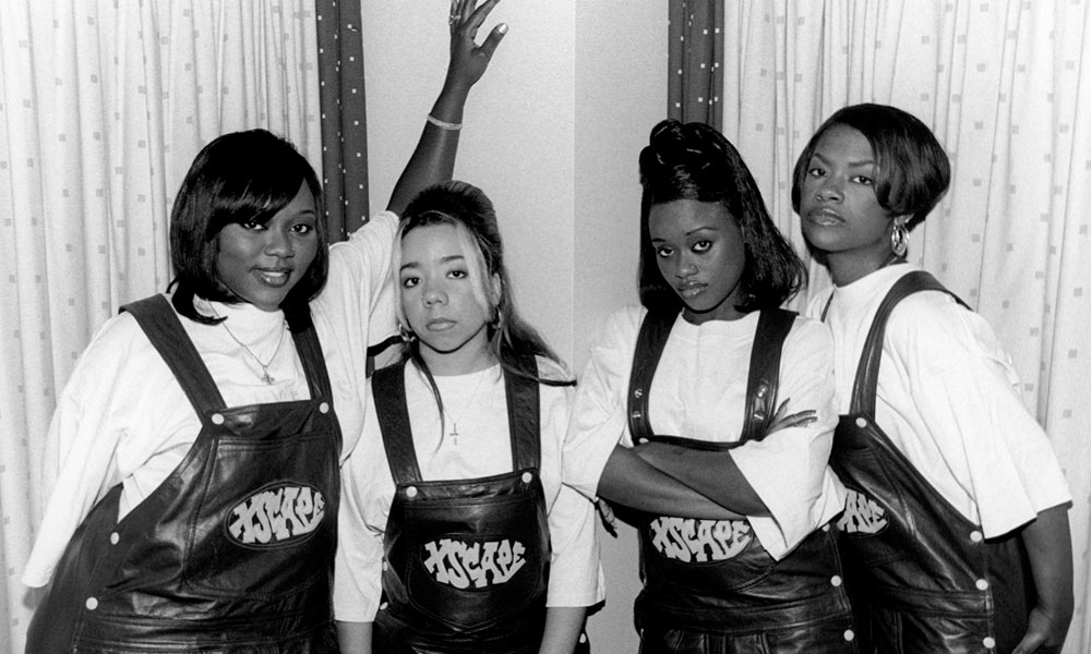 BREAKING: Xscape to Reunite For New Album; Four Original Members on Board