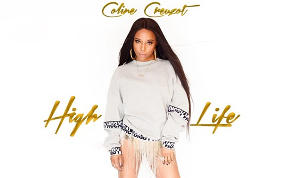 R&B Starlet Coline Creuzot Lives The 'High Life' On New Single